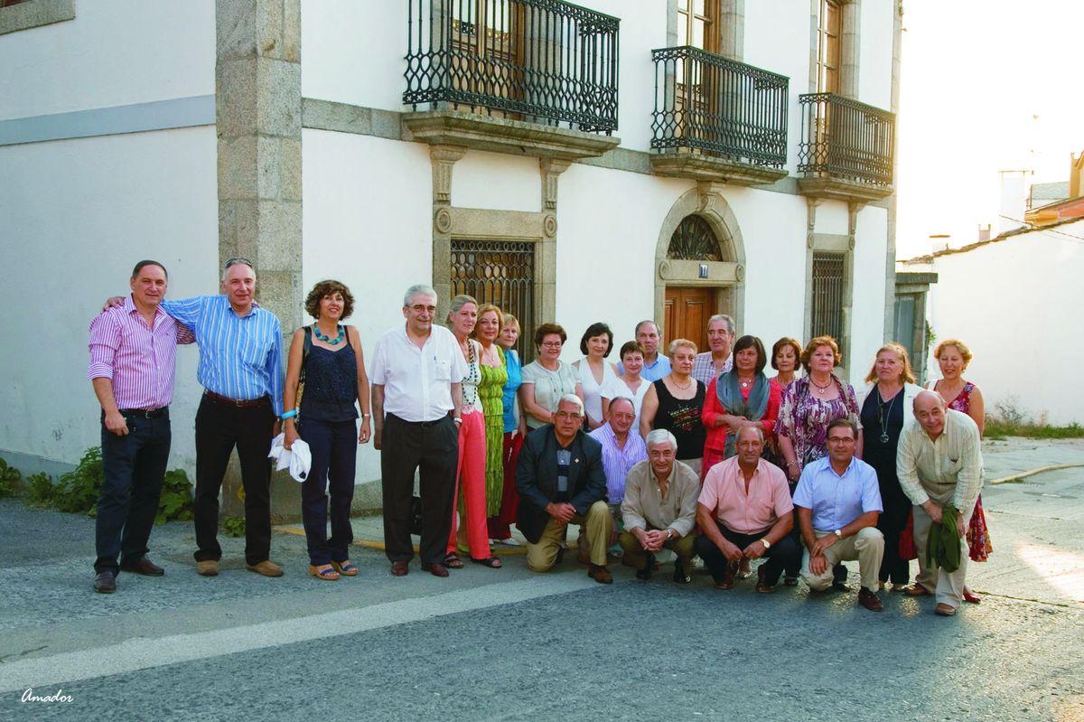I Xuntanza de Ex-Académicos 2009