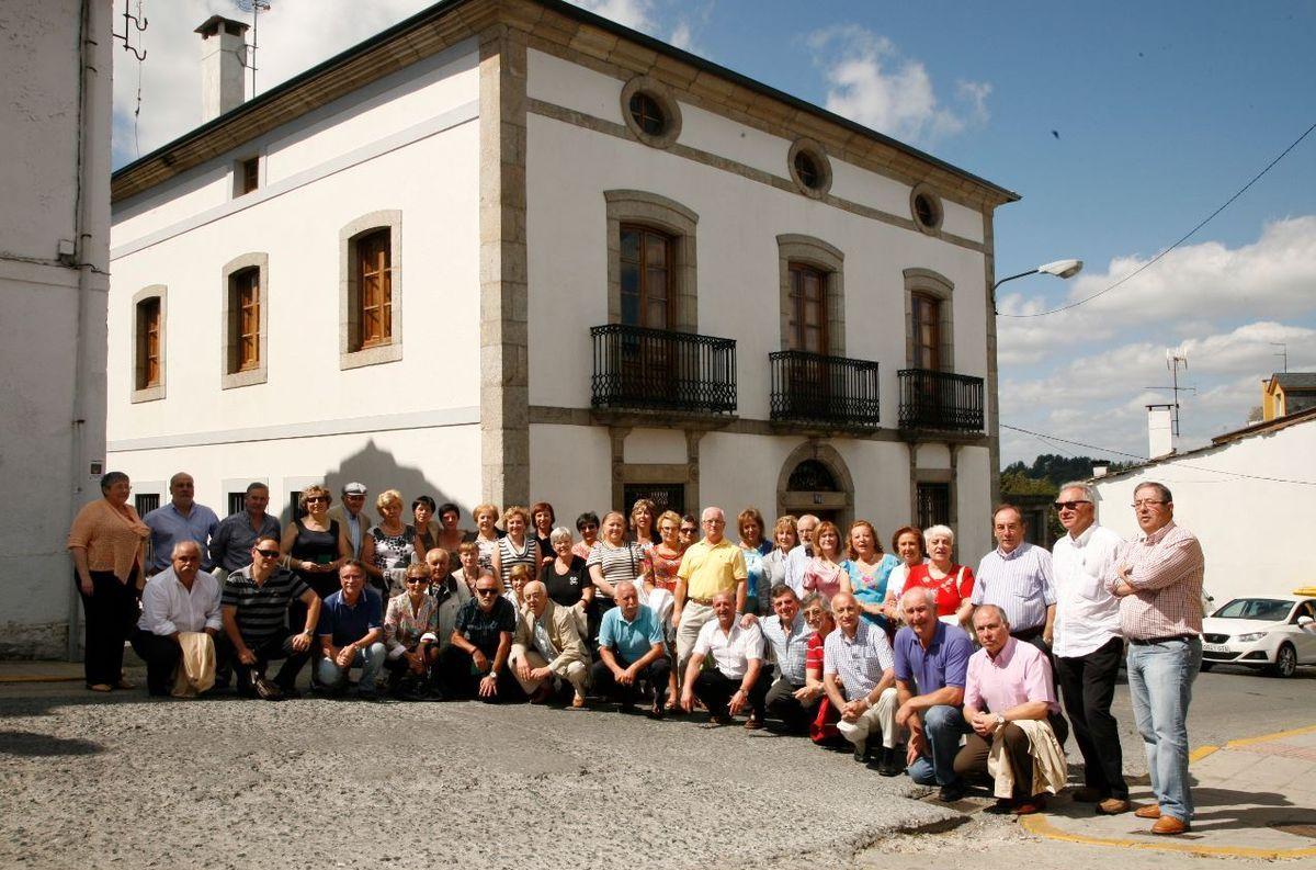 III Xuntanza de Ex-Académicos 2011