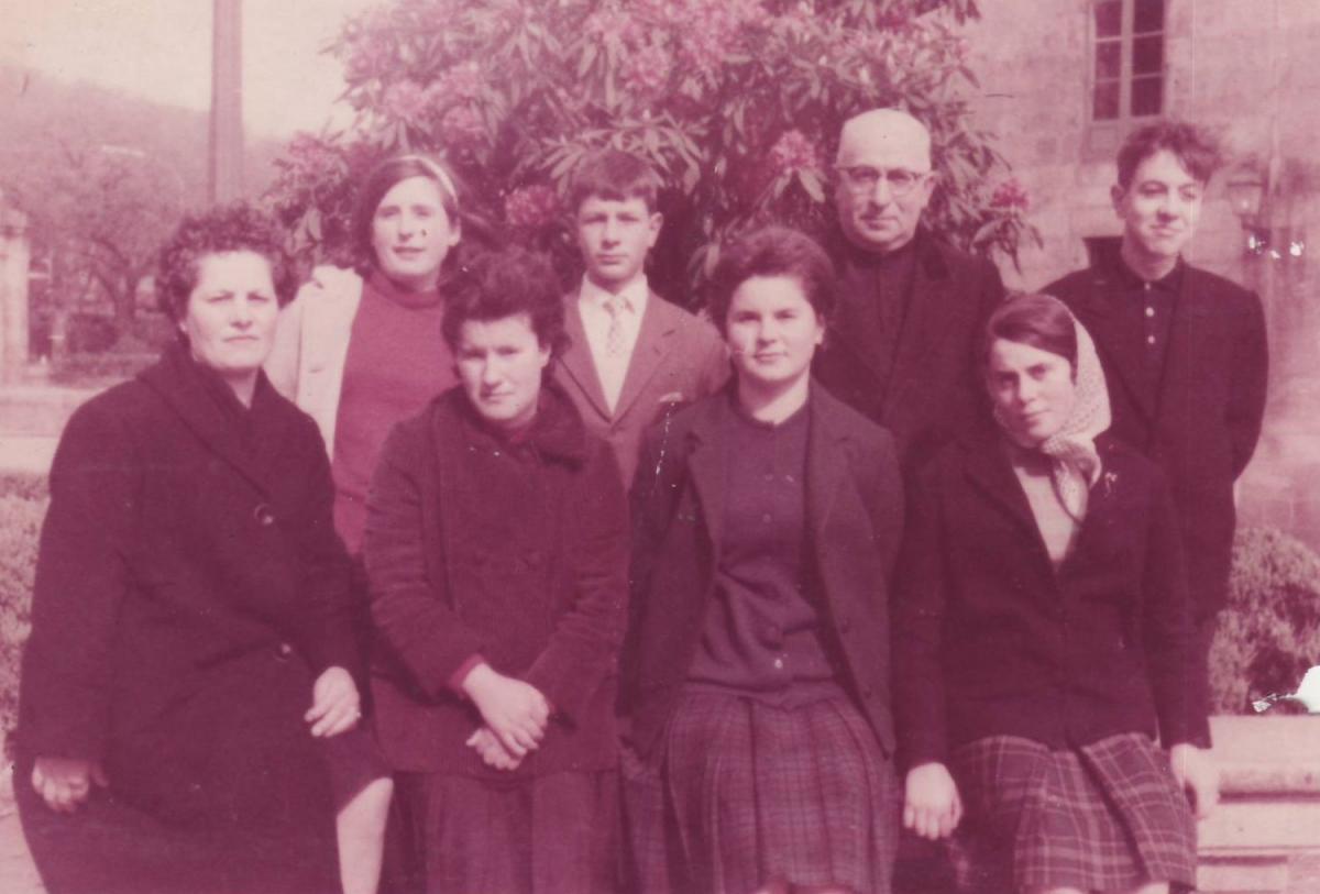 Excursión 1964 - A Ferradura (Santiago)