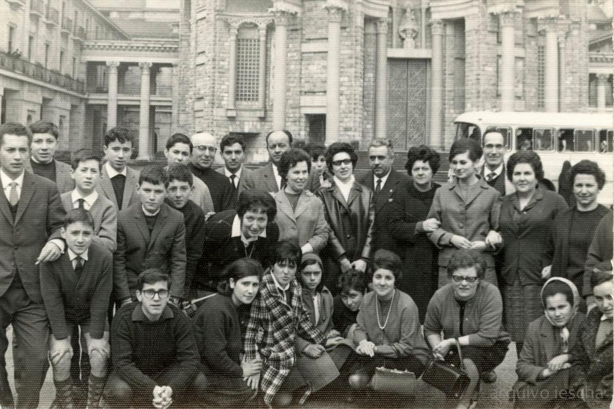 Excursión da Academia (Foto cedida polo Iescha)
